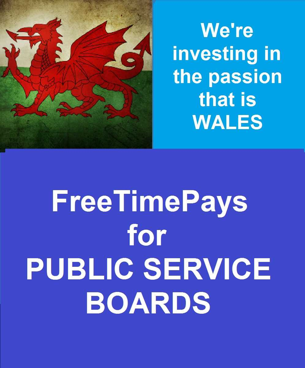 Public Service Boards and FreeTimePays - delivering positive social impact across Wales