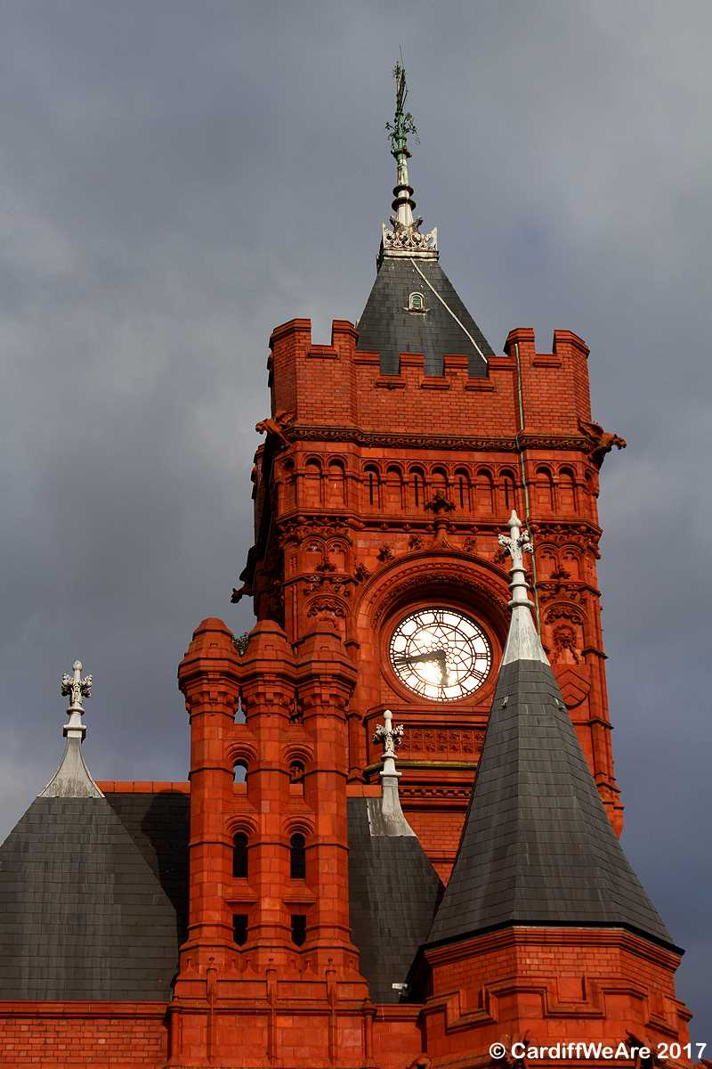 Great Architecture in Cardiff Bay