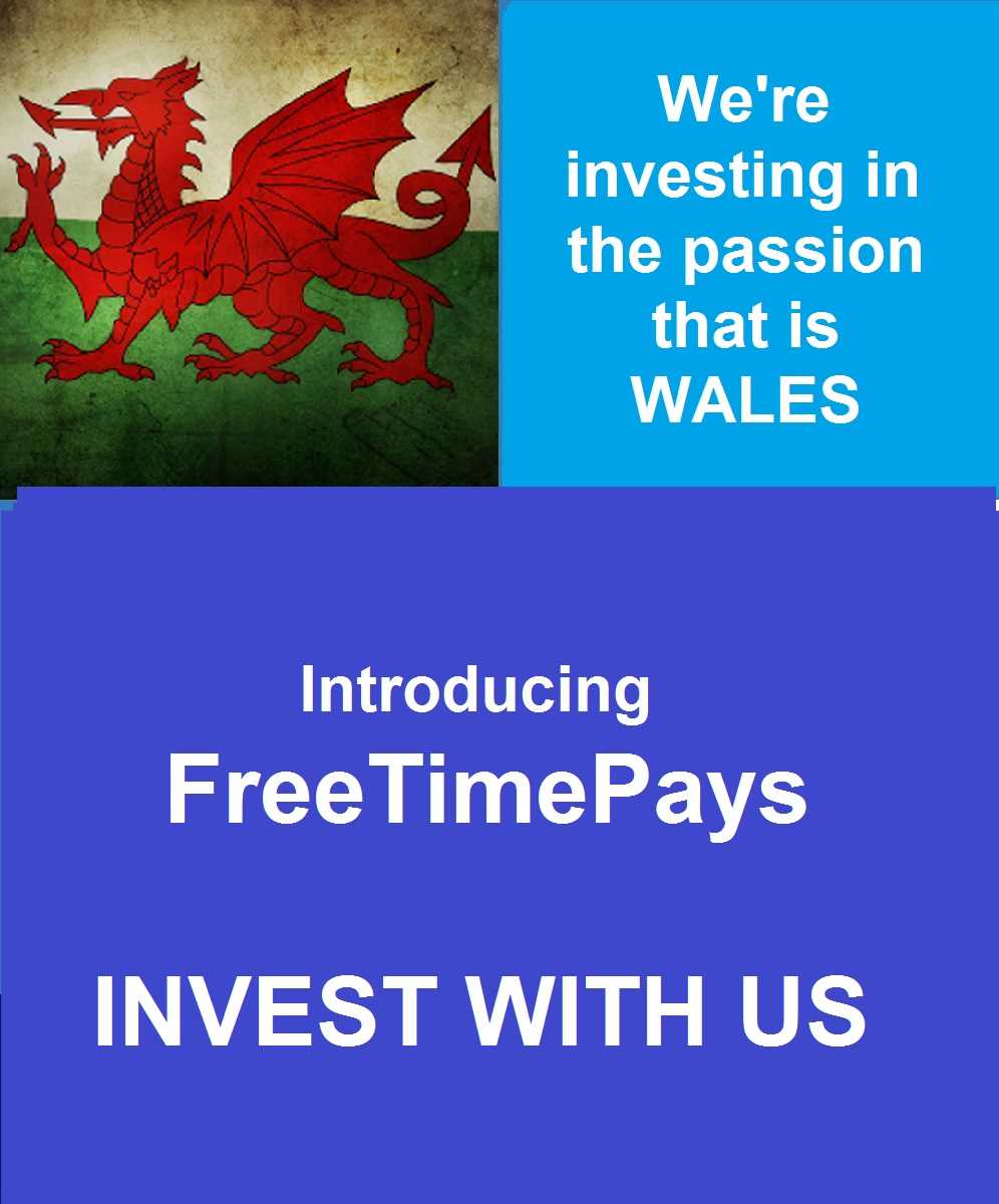 Major opportunity for an investor with welsh passion